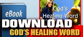 God´s Healing Word Book