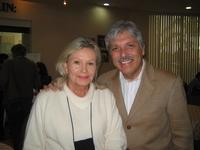 Felicity with Dr Francisco Contreras - Mexico