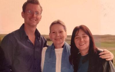 Eulogy for Felicity Corbin Wheeler – By her son Giles Corbin