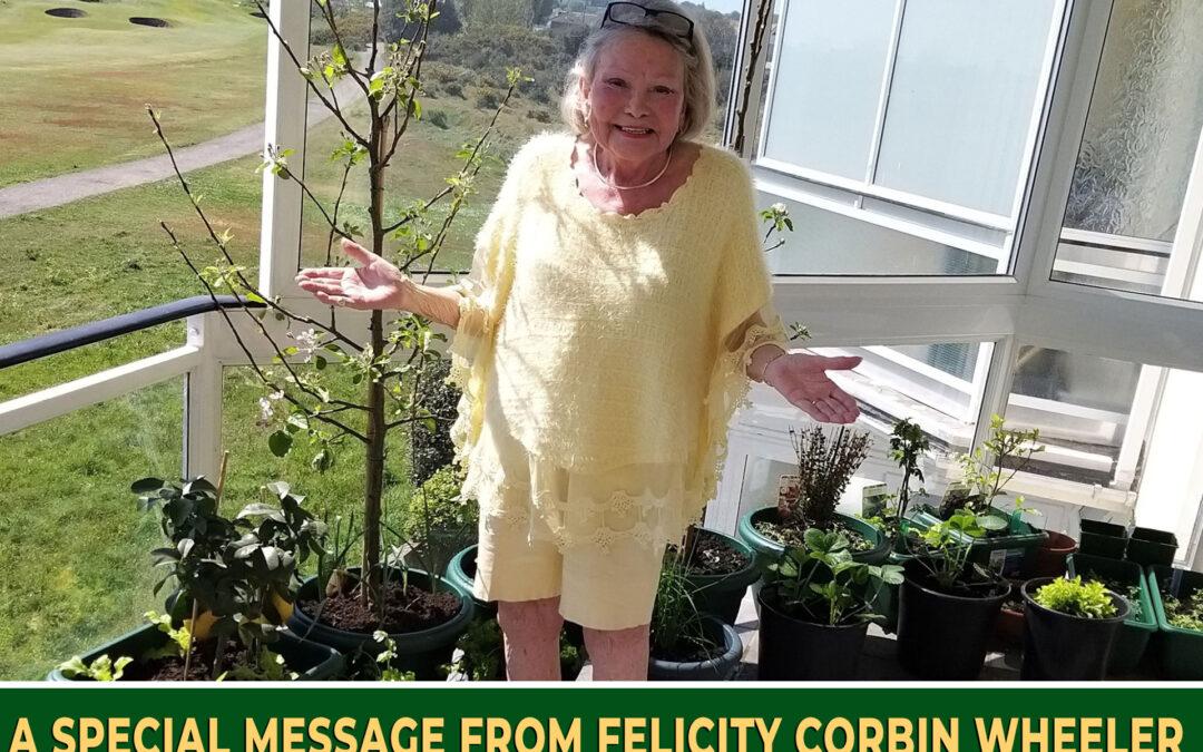 Felicity's Last Message